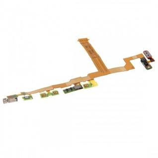 Haupt Power Button Volume Vibration Flex Kabel für Sony Xperia Z5 Compact (Mini) Main Kabel