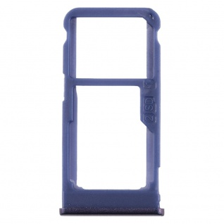 Für Nokia 5.1 Plus Simkarten Halter Card Tray Blau SD Card Ersatzteil Zubehör - Vorschau 1