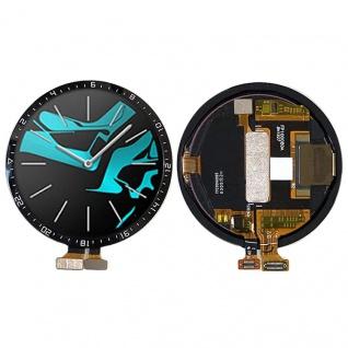 Display LCD Komplett Einheit Touch Panel für Huawei Watch GT2 46mm Schwarz NEU