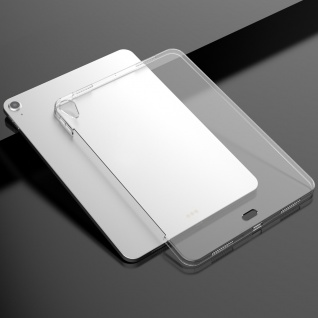 Für Apple iPad Air 10.9 2020 4. Gen Transparent Tablet Tasche Hülle TPU Silikon