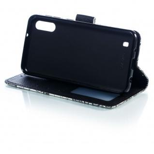 Für Samsung Galaxy A50 Kunstleder Tasche Wallet Motiv 32 Schutz Hülle Etuis Neu - Vorschau 4
