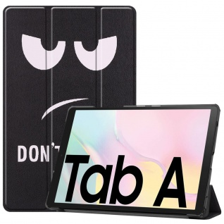 Für Samsung Galaxy Tab A7 2020 3folt Wake UP Smart Cover Etuis Hülle Case Motiv