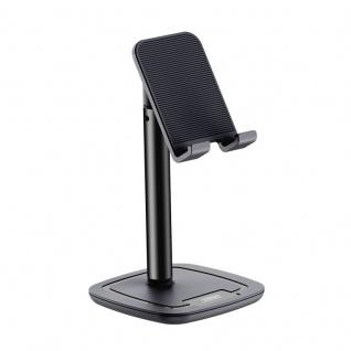 Joyroom JR-ZS203 Universelle Tablet und Smartphone Halterung Ständer Schwarz
