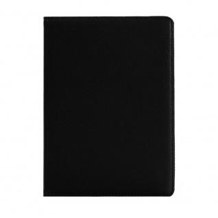 Für Apple iPad 10.2 Zoll 2019 7. Gen Schwarz 360 Grad Etui Tasche Kunstleder Neu - Vorschau 4