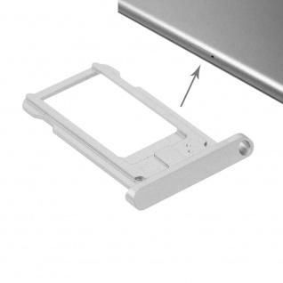 Für Apple iPad Air 2 Simkarten Halter Card Tray Silber Silver SD Card Ersatzteil