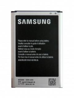 Original Samsung Akku EB-B800BE für Galaxy Note 3 N9000 N9005 LTE 3, 8V 3200 mAh