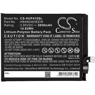 X-Longer Ersatzakku Batterie für Huawei P40 Lite 5G ersetzt HB466483EEW Battery