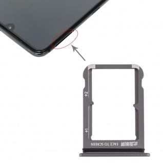 Sim Card Tray für Xiaomi Mi 9 Grau Karten Halter Holder Ersatzteil Reparatur
