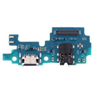 Ladebuchse für Samsung Galaxy A21s Dock USB Charger Ersatzteil Zubehör Reparatur