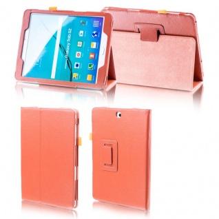 Schutzhülle Orange Tasche für Apple Apple iPad Pro 10.5 2017 Hülle Case Cover