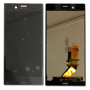 Sony Display LCD Komplett für Xperia XZ F8831 Schwarz Ersatzteil Reparatur Neu
