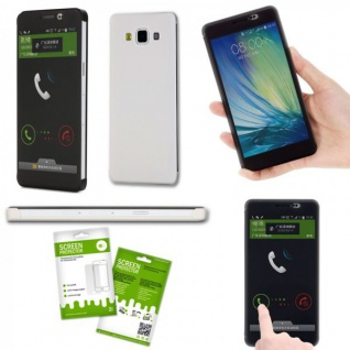 Original ROCK Smartcover Weiss für Samsung Galaxy A5 A500 A500F Case Hülle Cover