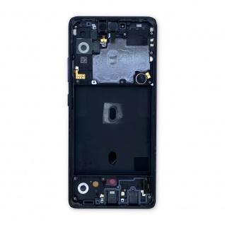 Samsung Display LCD Kompletteinheit für Galaxy A51 5G A516N GH82-23100A Schwarz - Vorschau 2