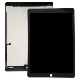 Displayeinheit Display LCD Touch Screen für Apple iPad Pro 12.9 Komplett Schwarz