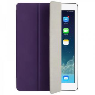 Smart Cover Lila für Apple iPad Air Hülle Case Tasche Schutz Etui Zubehör Neu