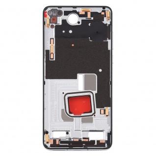 Mittelrahmen für Huawei P40 Silber Middle Frame Rahmen Zubehör Ersatzteil Neu - Vorschau 5