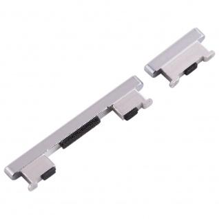 Für Xiaomi Mi 9 Lite Sidekeys Seitentasten Silber Ersatzteil Zubehör Reparatur - Vorschau 4