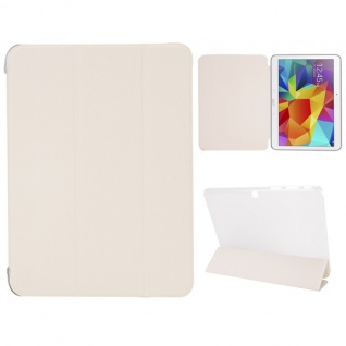 Smartcover Wake Up Cover Weiss für Samsung Galaxy Tab 4 10.1 SM-T530 Hülle Neu