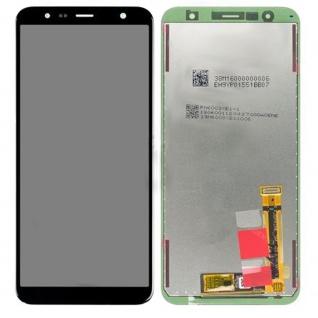 Samsung Display LCD Komplettset GH97-22582A Schwarz Galaxy J4+ J415F J6+ J610F