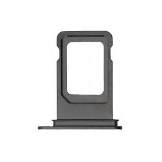 Für Apple iPhone XS Max 6.5 Zoll Sim Karten Halter Grau SD Card Ersatzteil