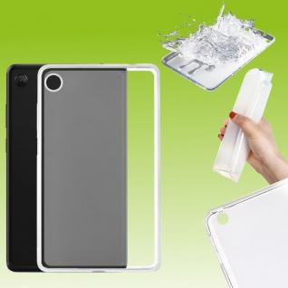 Für Lenovo Tab M7 TB-7305 Transparent Tablet Tasche Hülle Cover TPU Silikon dünn