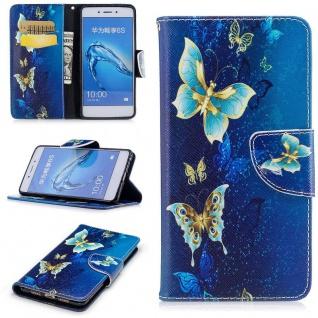 Schutzhülle Motiv 23 für Huawei Honor 6C / Enjoy 6S Tasche Hülle Case Cover Etui