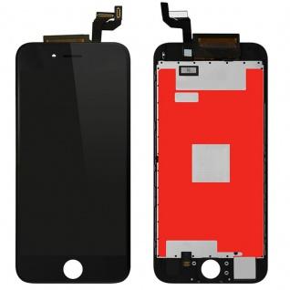 Display LCD Komplett Einheit Touch Panel für Apple iPhone 6S 4.7 Schwarz Ersatz