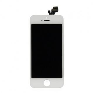 Display LCD Komplett Einheit Touch Panel für Apple iPhone 5 5G Weiß Glas Ersatz - Vorschau 4