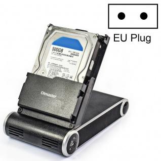 Olmaster HE-3003U3 3.5 Zoll USB 3.0 Externes Festplatten Gehäuse Notebook TOP