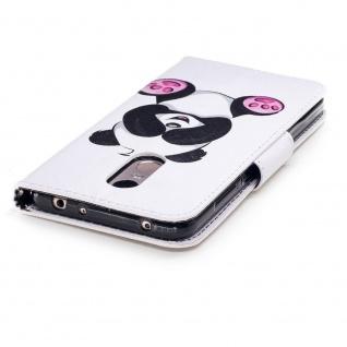 Für Samsung Galaxy M20 6.3 Zoll Kunstleder Tasche Book Motiv 33 Hülle Case Etuis - Vorschau 4