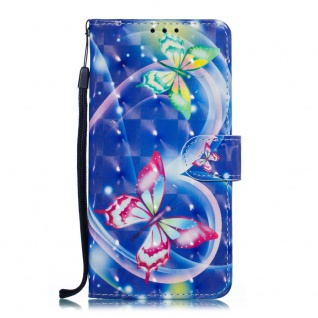 Für Samsung Galaxy A50 Kunstleder Tasche Wallet Motiv 34 Schutz Hülle Etuis Neu - Vorschau 5