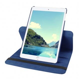 Schutzhülle 360 Grad Blau Tasche für Apple iPad Pro 9.7 Zoll Hülle Case Etui Neu