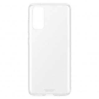Samsung Clear Cover EF-QG980TTEGEU für Galaxy S20 Backcover Transparent Case