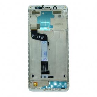 Für Xiaomi Redmi Note 5 Reparatur Display LCD Komplett mit Rahmen Touch Weiß Neu - Vorschau 2