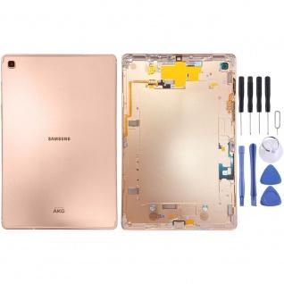 Samsung Metal Akku Deckel Batterie Cover Galaxy Tab S5e T725 GH96-12592C Gold