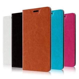 Flip / Smart Cover Weiß für Samsung Galaxy S9 G960F Schutz Etui Tasche Hülle Neu - Vorschau 2