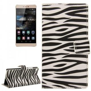 Schutzhülle Muster 7 für Huawei Ascend P8 Bookcover Tasche Hülle Wallet Case