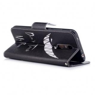 Für Huawei P20 Lite Tasche Book Motiv 40 Kunstleder Schutz Hülle Case Cover Etui - Vorschau 4