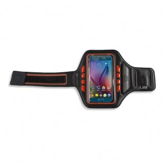 Universal 5, 5 Zoll Sportarmband Band mit LED u. Schlüsselfach JOGGER Armband TOP