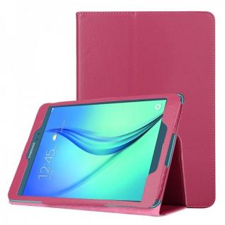 Schutzhülle Pink Tasche für Samsung Galaxy Tab A 9.7 T555N T550 Hülle Case Etui