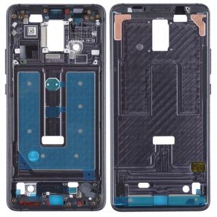Gehäuse Rahmen Mittelrahmen Deckel für Huawei Mate 10 Pro Schwarz Reparatur Neu