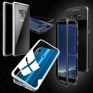 Magnet / Glas Case Bumper Cover Tasche Case Hülle Zubehör für Smartphones Neu - Vorschau 5