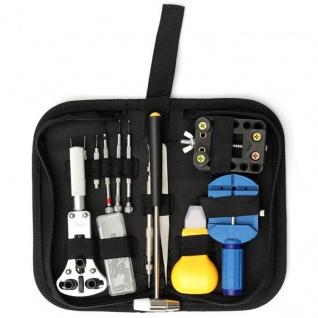 14 in 1 Werkzeug Set Reparatur Kit für Uhren Opening Tool Repair Schraubendreher