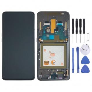 Samsung Display LCD Kompletteinheit für Galaxy A80 A805F GH82-20348A Schwarz