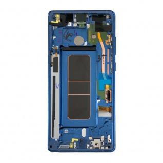 Display Full LCD Komplettset GH97-21065B Blau für Samsung Galaxy Note 8 N950F - Vorschau 3