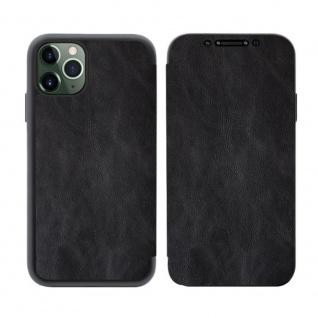 Beline Wallet Case für Samsung Galaxy S21 Plus Schwarz Schutz Handy Hülle Case