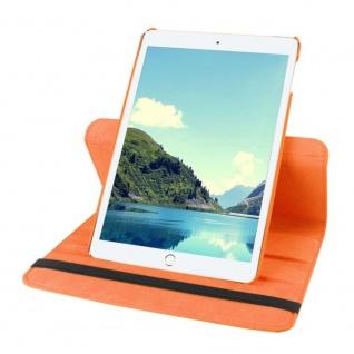 Schutzhülle 360 Grad Orange Tasche für Apple iPad Pro 9.7 Zoll Hülle Case Etui