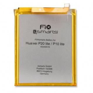 FIX4Smarts Ersatz Akku für Huawei P20 Lite / Huawei P10 Lite Batterie Reparatur