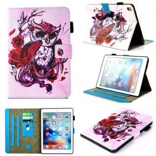 Schutzhülle Motiv 76 Tasche für NEW Apple iPad 9.7 2017 Case Etui Cover Design