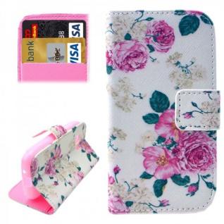 Schutzhülle Muster 42 für Samsung Galaxy Young 2 G130 Tasche Cover Case Hülle